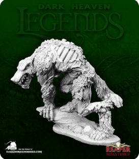 Dark Heaven Legends: Zombie Werewolf