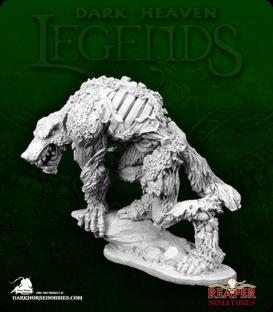 Dark Heaven Legends: Zombie Werewolf