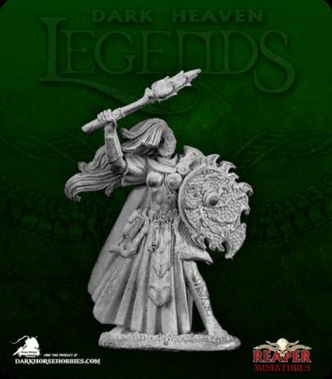 Dark Heaven Legends: Sister Kendra, Cleric