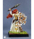 Dark Heaven Legends: Sister Kendra, Cleric (painted by Chris Smith)