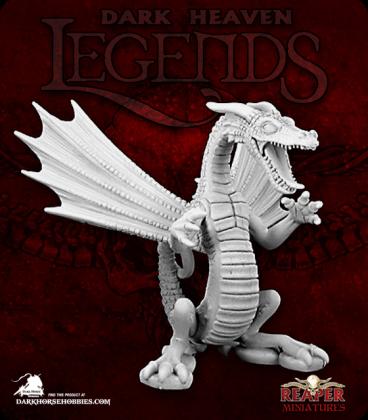Dark Heaven Legends: Cavern Dragon