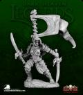 Dark Heaven Legends: Mika, Female Samurai