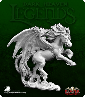 Dark Heaven Legends: Storm Steed