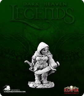 Dark Heaven Legends: Bailey Silverbell, Dwarf