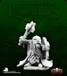 Dark Heaven Legends: Barnabus Ironbrace