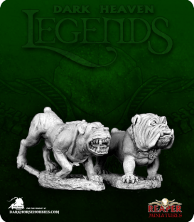 Dark Heaven Legends: Guard Dogs Set