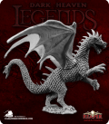 Dark Heaven Legends: Young Forest Dragon