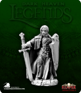 Dark Heaven Legends: Isabeau Laroche, Paladin