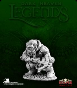 Dark Heaven Legends: Brock Battlebow, Dwarf Ranger