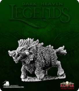 Dark Heaven Legends: Dire Boar