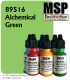 Master Series Paint: Pathfinder Colors - 89516 Alchemical Green (1/2 oz)