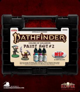 Master Series Paint: Pathfinder Colors of Golarion - Paint Set 2