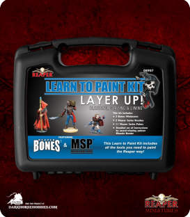 Master Series Paint: Learn to Paint Kit - Layer Up!