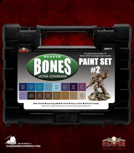Master Series Paint: Bones Ultra-Coverage Paints Set 2