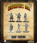 Gunfighter's Ball: Earp Faction Pack