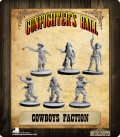 Gunfighter's Ball: Cowboys Faction Pack