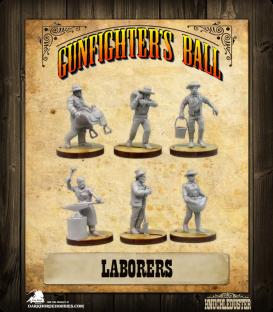 Gunfighter's Ball: Laborers Faction Pack