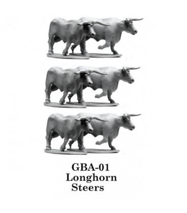 Gunfighter's Ball: Longhorns Pack