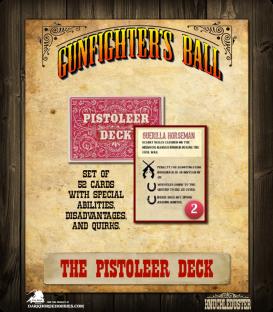 Gunfighter's Ball: The Pistoleer Deck