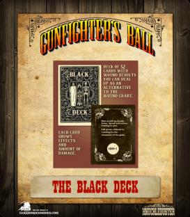 Gunfighter's Ball: The Black Deck