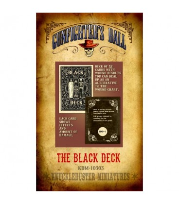 Gunfighter's Ball: The Black Deck