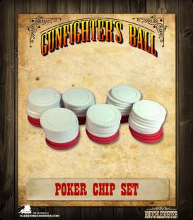 Gunfighter's Ball: Poker Chips