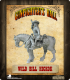 Gunfighter's Ball: Wild Bill Hickok Mounted Figure