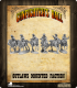 Gunfighter's Ball: Outlaws Mounted Faction Pack