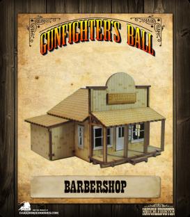 Gunfighter's Ball: Barbershop