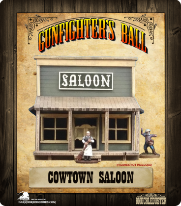 Gunfighter's Ball: Cowtown Saloon