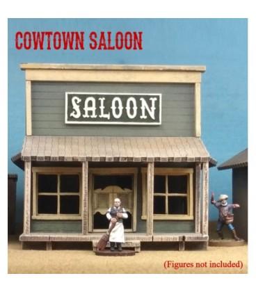 Gunfighter's Ball: Cowtown Saloon