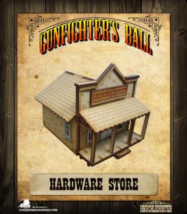 Gunfighter's Ball: Hardware Store