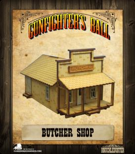 Gunfighter's Ball: Cowtown Butcher Shop