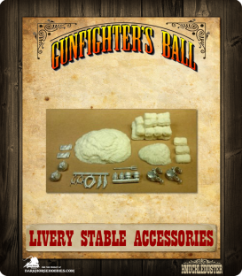 Gunfighter's Ball: Livery Accessories