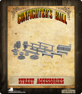 Gunfighter's Ball: Street Accessories