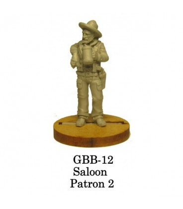 Gunfighter's Ball: Saloon Patron 2