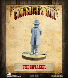 Gunfighter's Ball: Undertaker