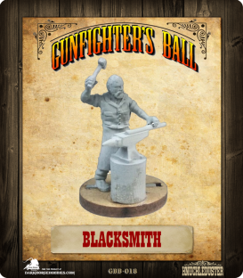 Gunfighter's Ball: Blacksmith
