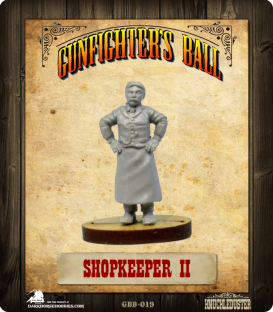 Gunfighter's Ball: Shopkeeper 2