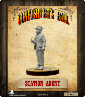Gunfighter's Ball: Station Agent