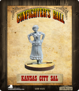 Gunfighter's Ball: Kansas City Sal