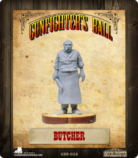 Gunfighter's Ball: Butcher