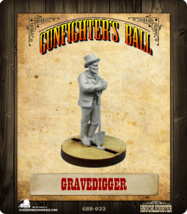 Gunfighter's Ball: Gravedigger