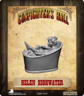 Gunfighter's Ball: Helen Highwater
