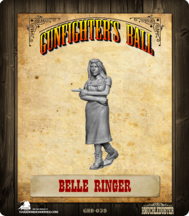 Gunfighter's Ball: Belle Ringer