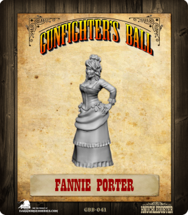 Gunfighter's Ball: Fannie Porter