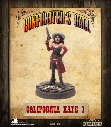 Gunfighter's Ball: California Kate 1