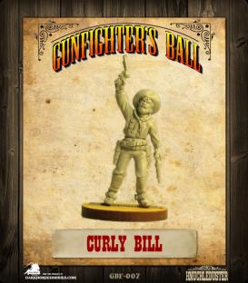 Gunfighter's Ball: Curly Bill