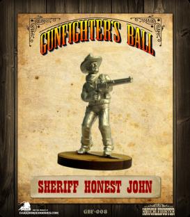 Gunfighter's Ball: Honest John