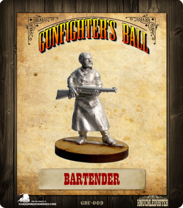 Gunfighter's Ball: Bartender
